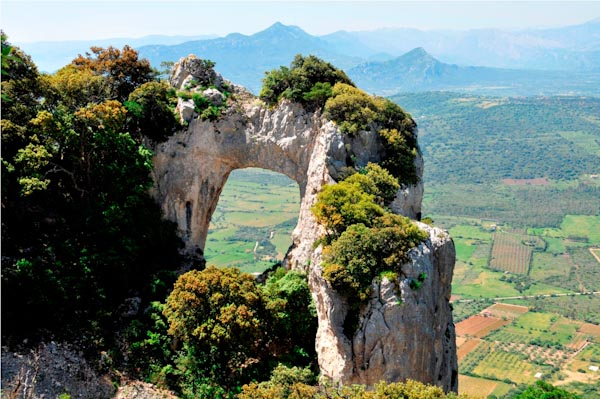 Sa Preta Istampata, riconosciuto monumento naturalistico dalla Regione Sardegna