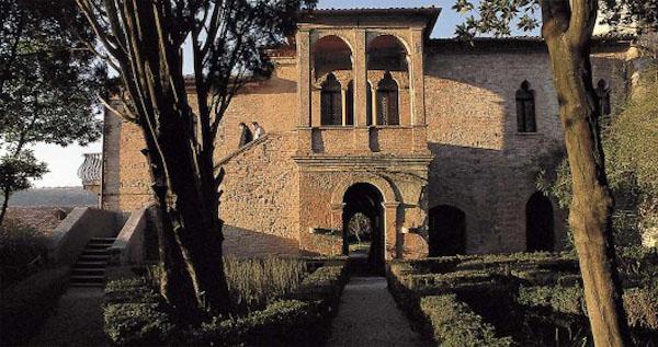 Arquà Petrarca, casa di Petrarca - Colli Euganei  (foto lifeandtravel)