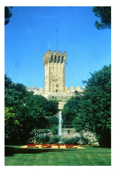 Este, Mastio e giardini, foto di Morassutti