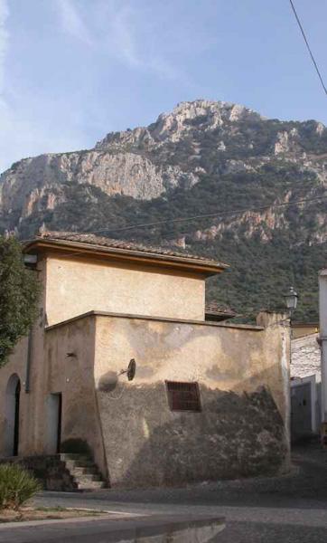 Scorcio sul Monte Tuttavista